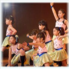 長尾ジャズダンスクラス 1