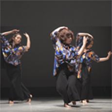 坂之上フリースタイルジャズダンス 1